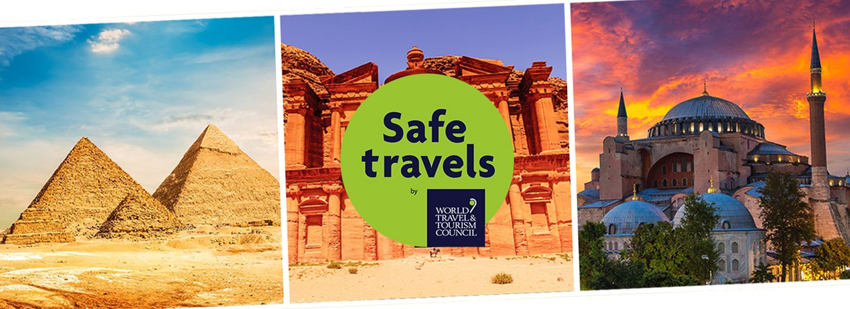 Tips for Safe Travel   Safety Travels Stamp   Travelling Safe