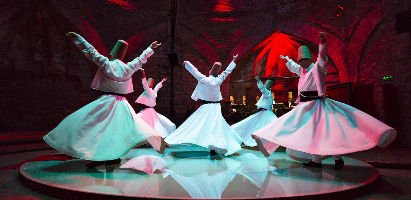 Mevlana Whirling Dervishes Festival - Festivals in Turkey