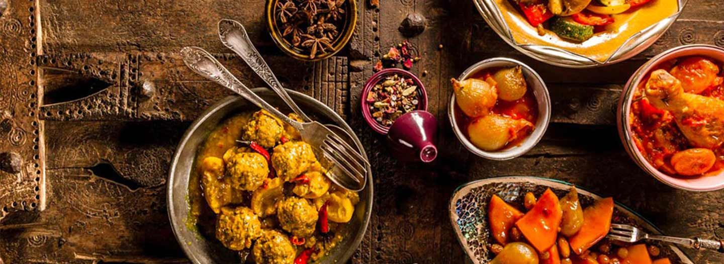 Middle Eastern Dishes | Middle Eastern Food | Middle Eastern Cuisine