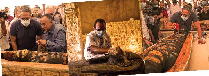 Saqqara Discovery | Saqqara Tombs | Sakkara Egypt