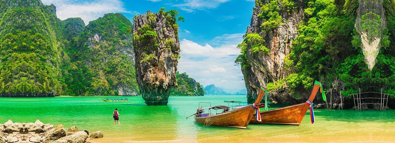 Paisagens Naturais | Ilhas | Ilhas Paradisíacas