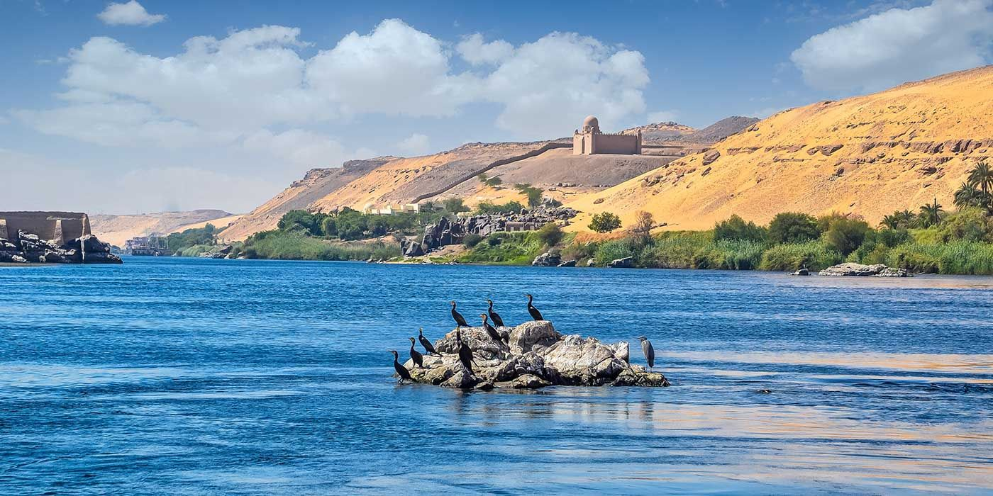 la bellezza del Nilo e una crociera sul Nilo