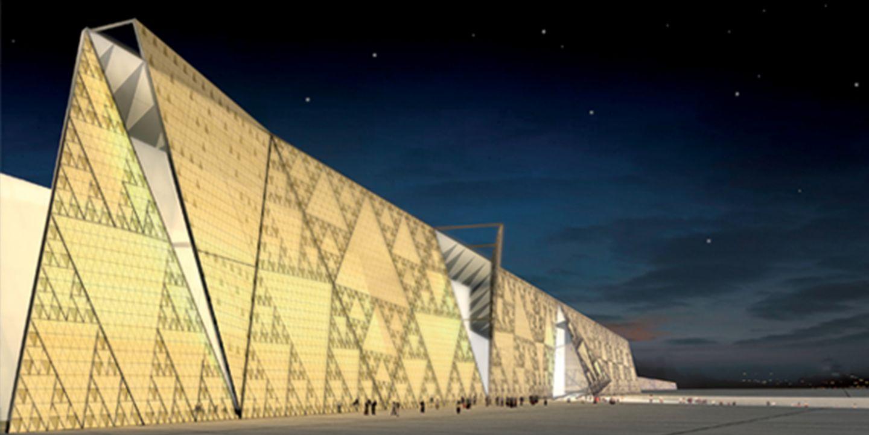 Projeto do Grande Museu Egípcio