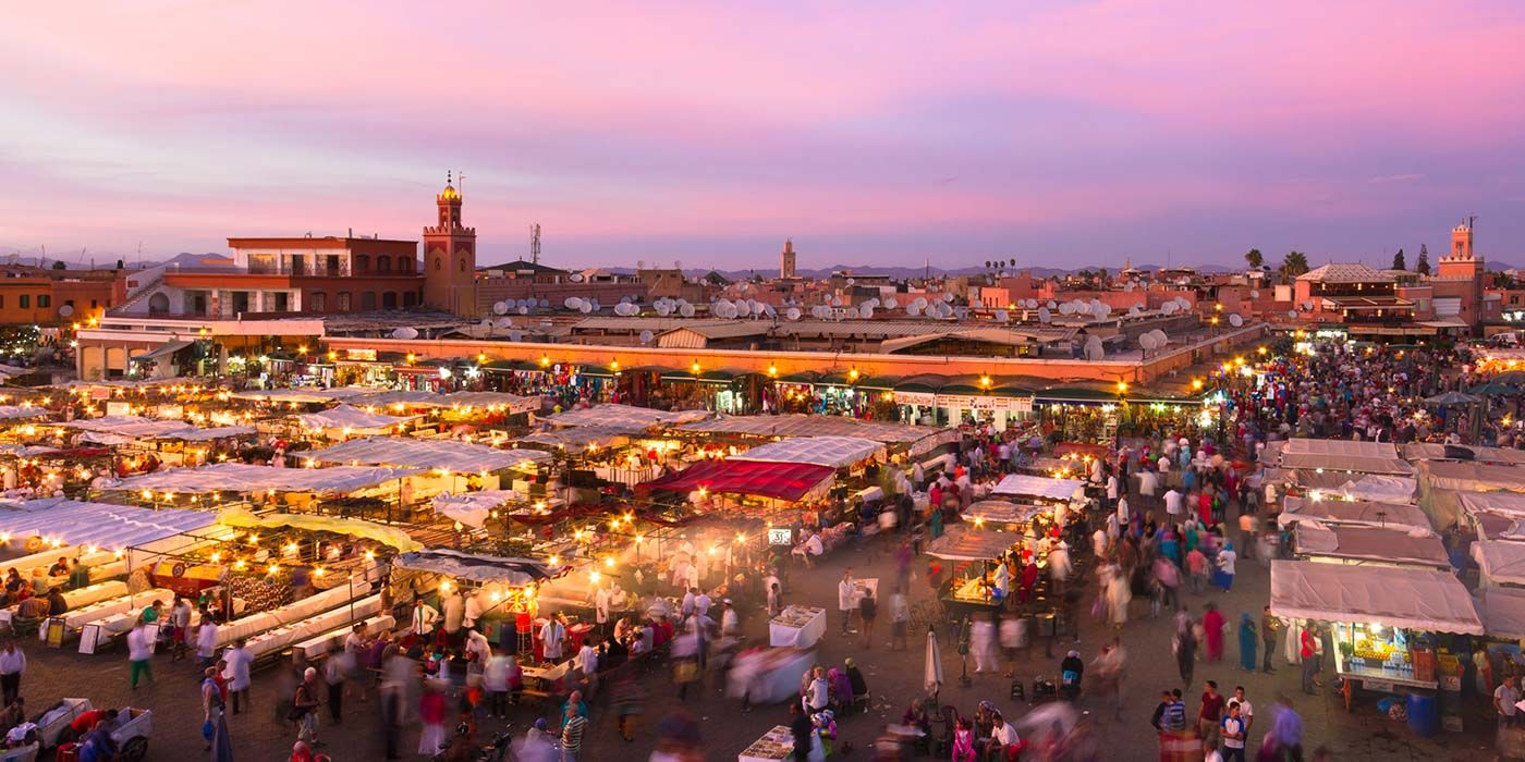 Jemaa El Fna | Things To Do In Marrakech | Memphis Tours
