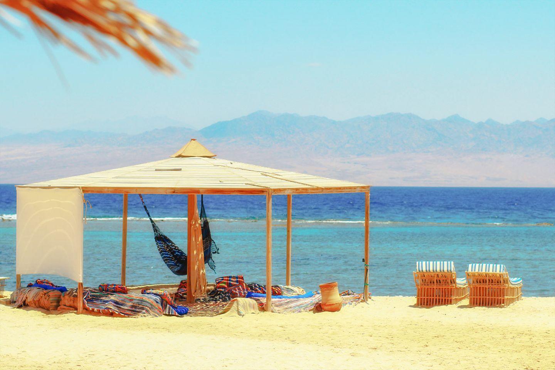 Praias do Egito