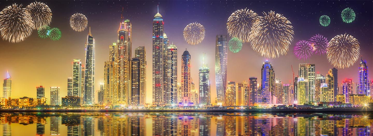 New Year Destination | Places to Go for New Years Eve | New Year Trips
