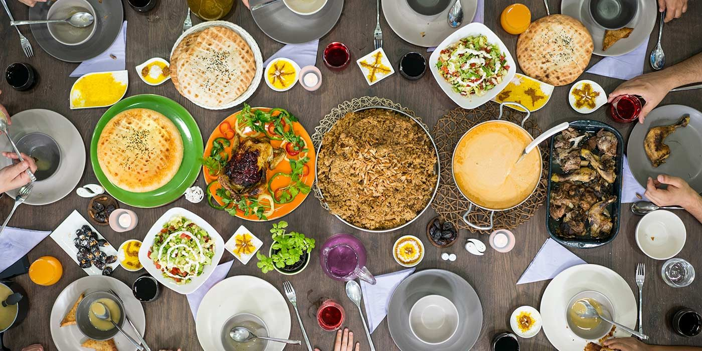 Egyptian Food | Egypt Food | Traditional Egyptian Food