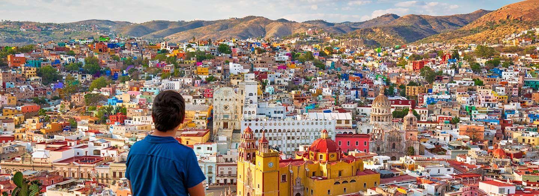 farbenfrohsten Städte