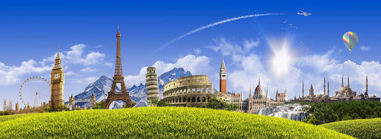 Euro Trip | Mochilão Europa | Tour Pela Europa
